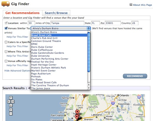 Gig Finder Archives | ReverbNation Blog