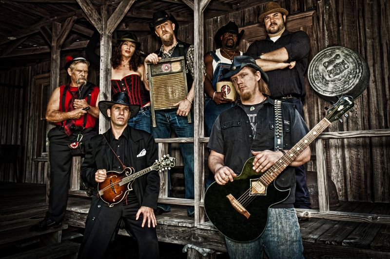 The Bloody Jug Band for ReverbNation
