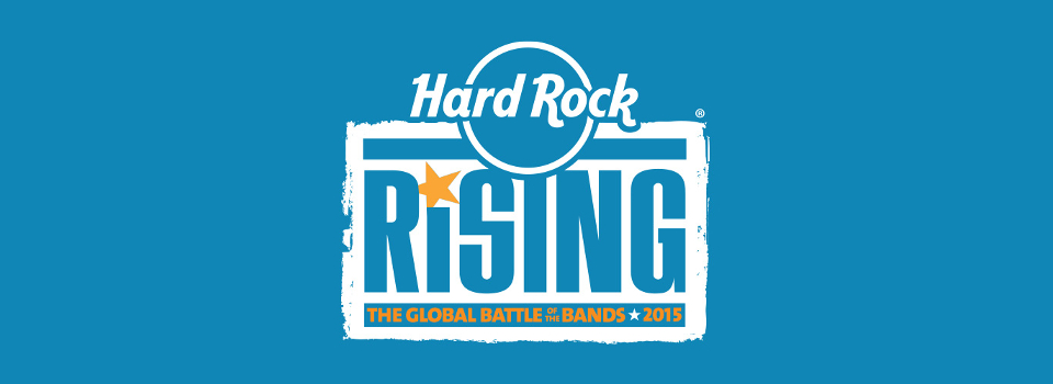 Hard Rock Rising 2015 — The Global Battle of the Bands Returns to ReverbNation