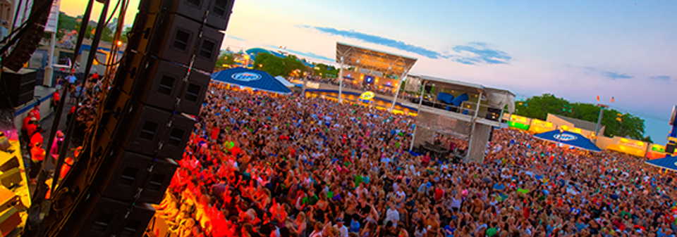 "Summerfest and ReverbNation align to Launch Free Artist Submission Platform for ""The World's Largest Music Festival"" in 2015"