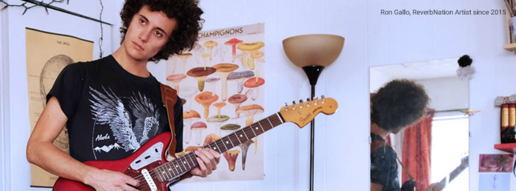 "The Watch List: Ron Gallo Premieres ""Kill The Medicine Man"" On The Fader"