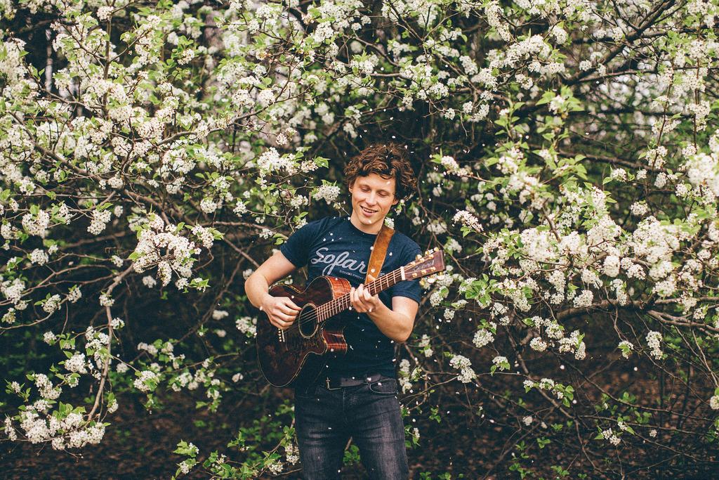Tour Diaries: Josh Savage