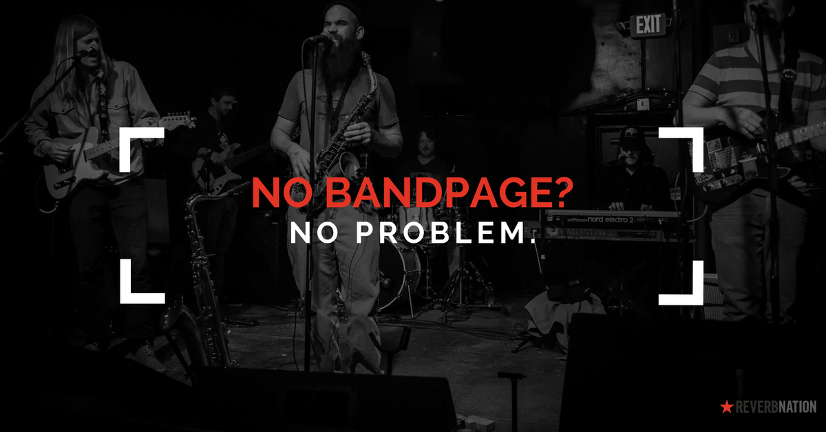 ReverbNation As A BandPage Alternative: 5 Reasons To Make The Switch Today