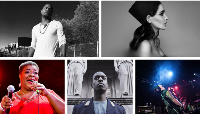 Meet The Latest Artists Selected For ReverbNation Opportunities