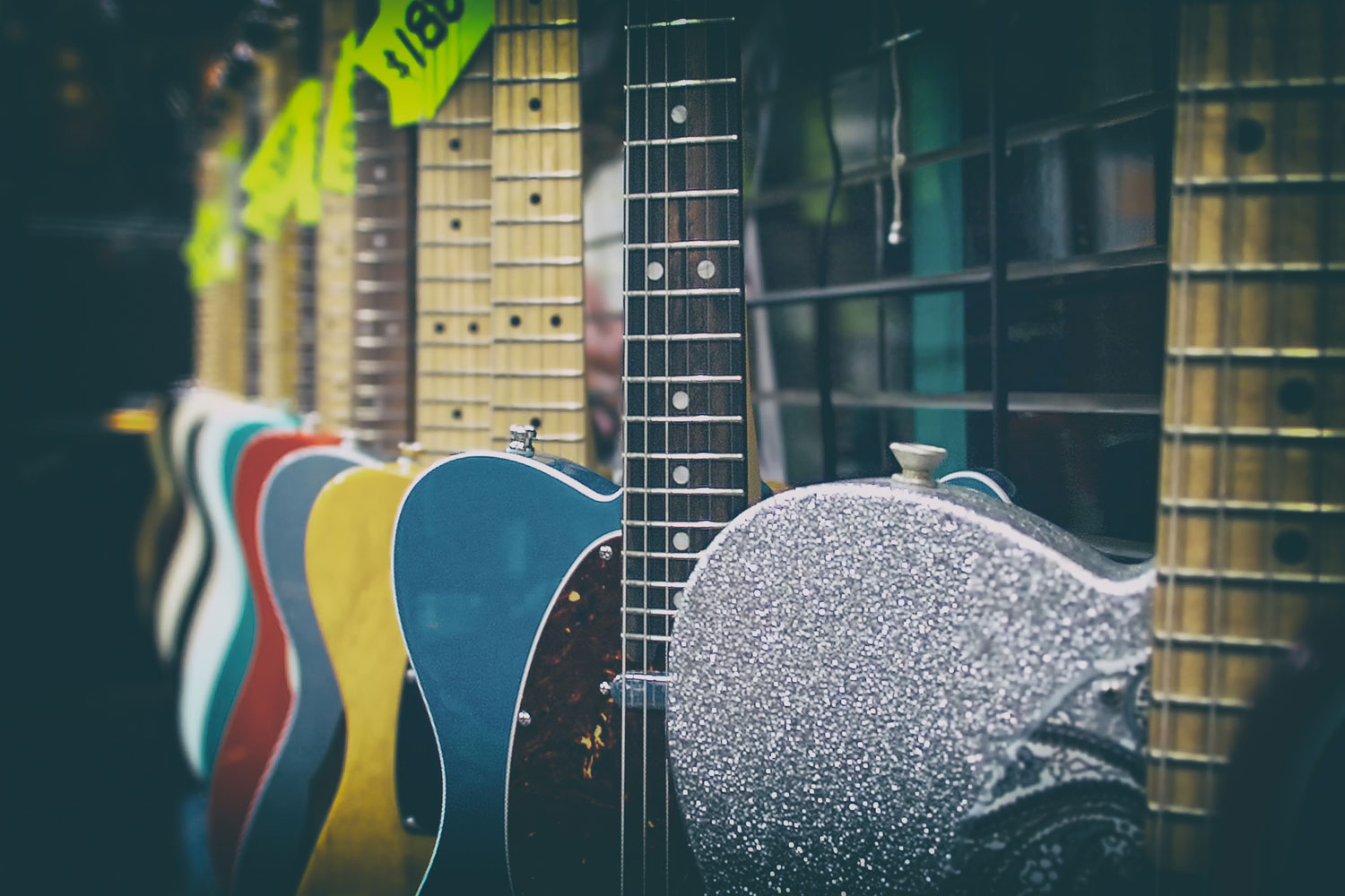 What The Electric Guitar's Decline In Popularity Tells Us About The Current State Of Music