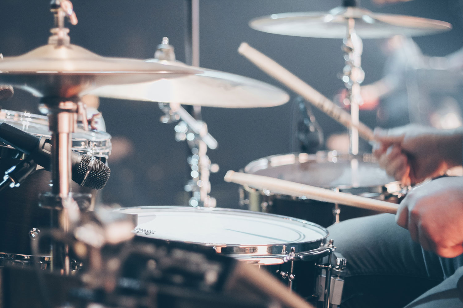 3 Tips To Add Punch To Your Drums