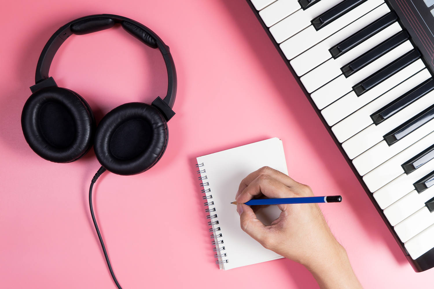 3 Ways To Rethink Your Songwriting Process