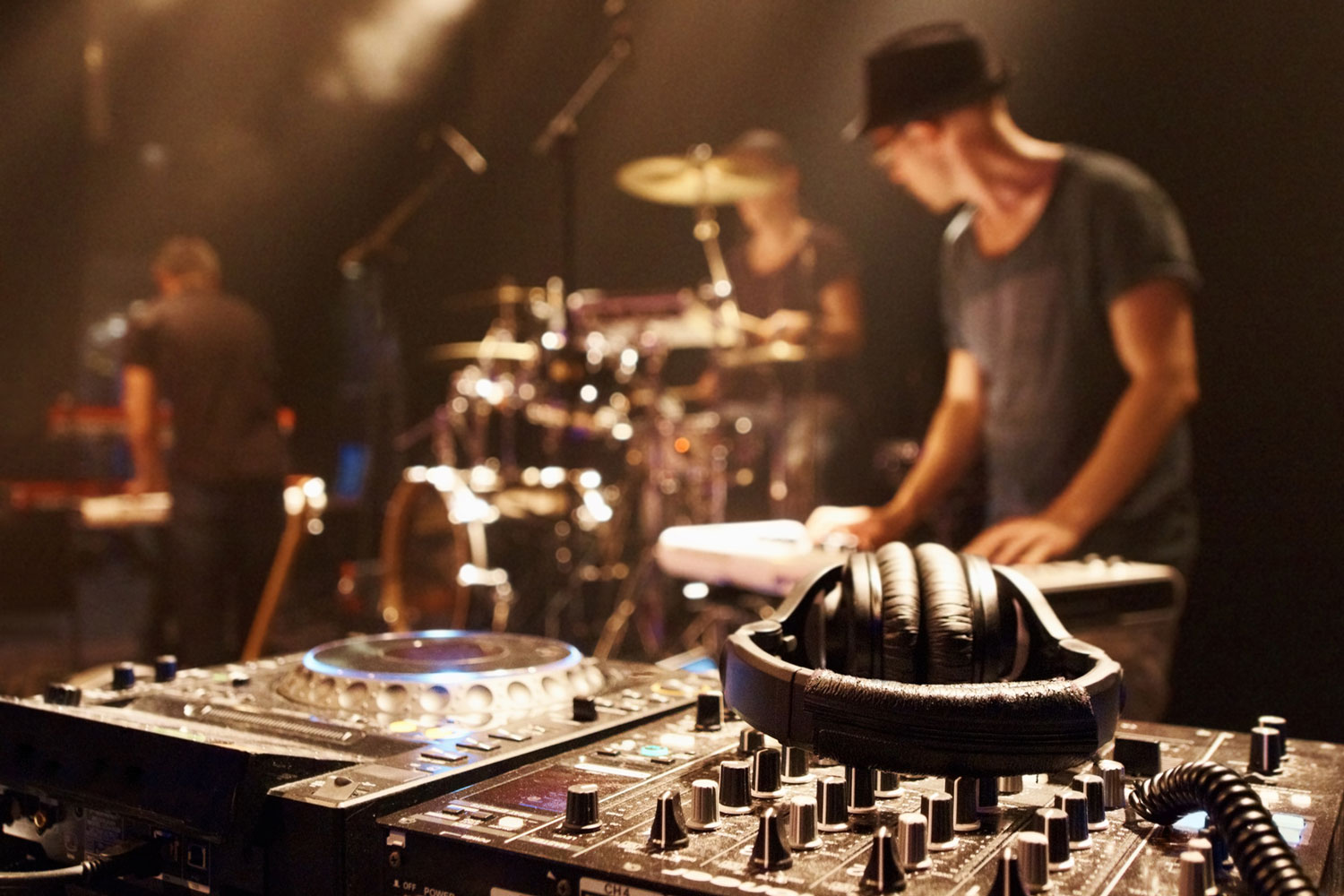 The Complicated Reality Of Playing To A Track On Stage