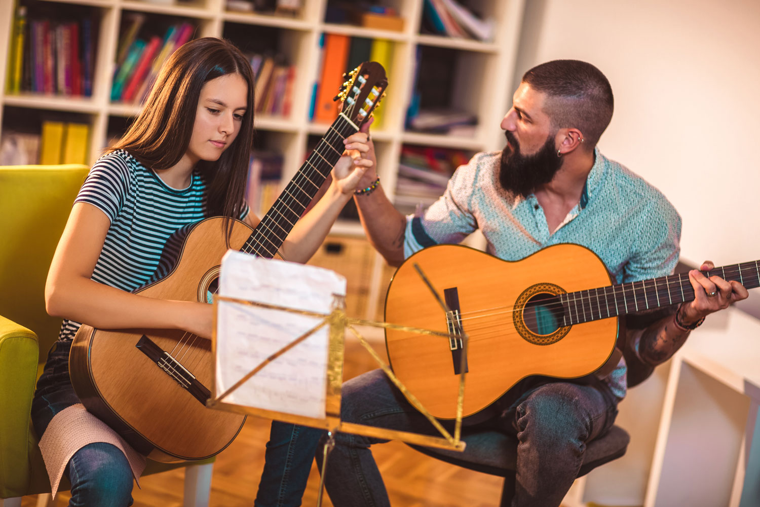 Why Every Musician Can't Be A Music Teacher