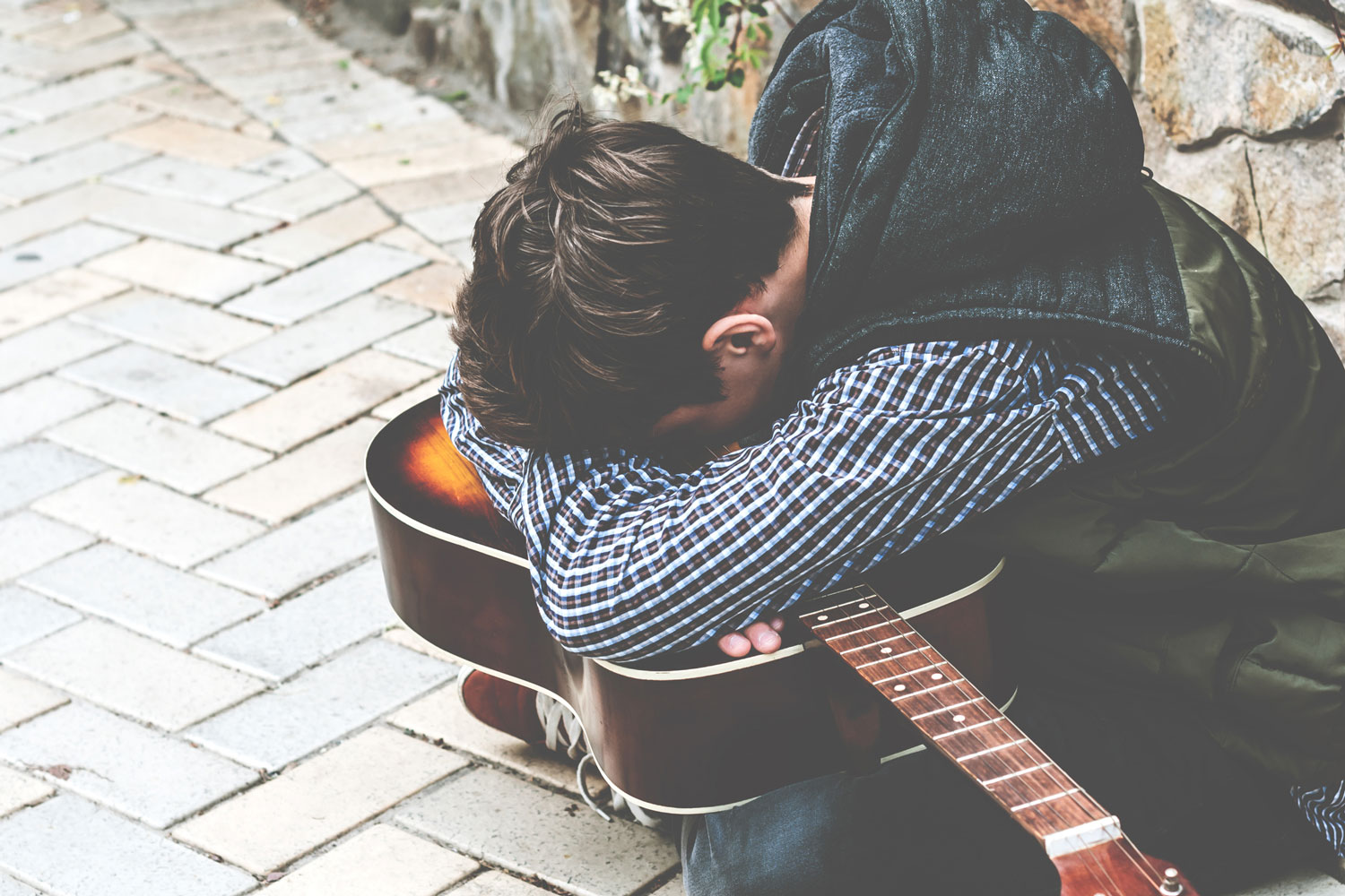 Why Only Making Music When You're Emotional Can Be Bad For Your Creativity