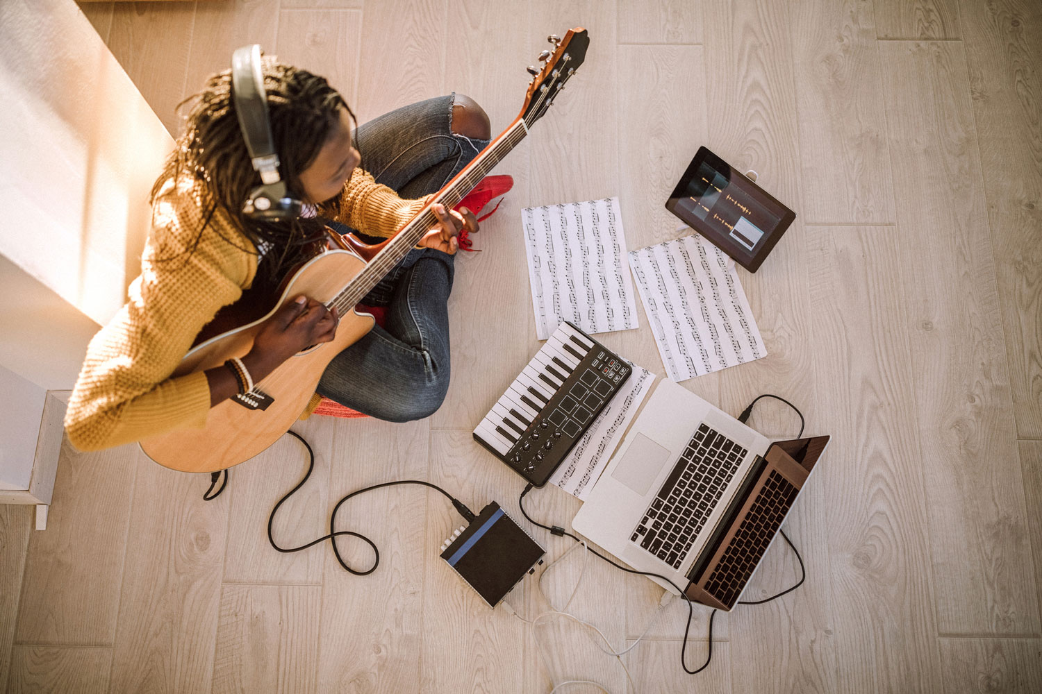 3 Recording Tips For Musicians Working In Apartments And Dorm Rooms