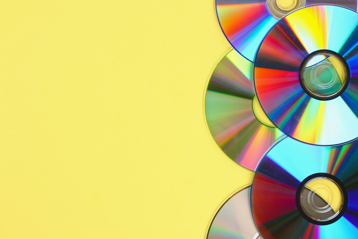 Why You Still Need CDs If You're Planning On Doing These 3 Things