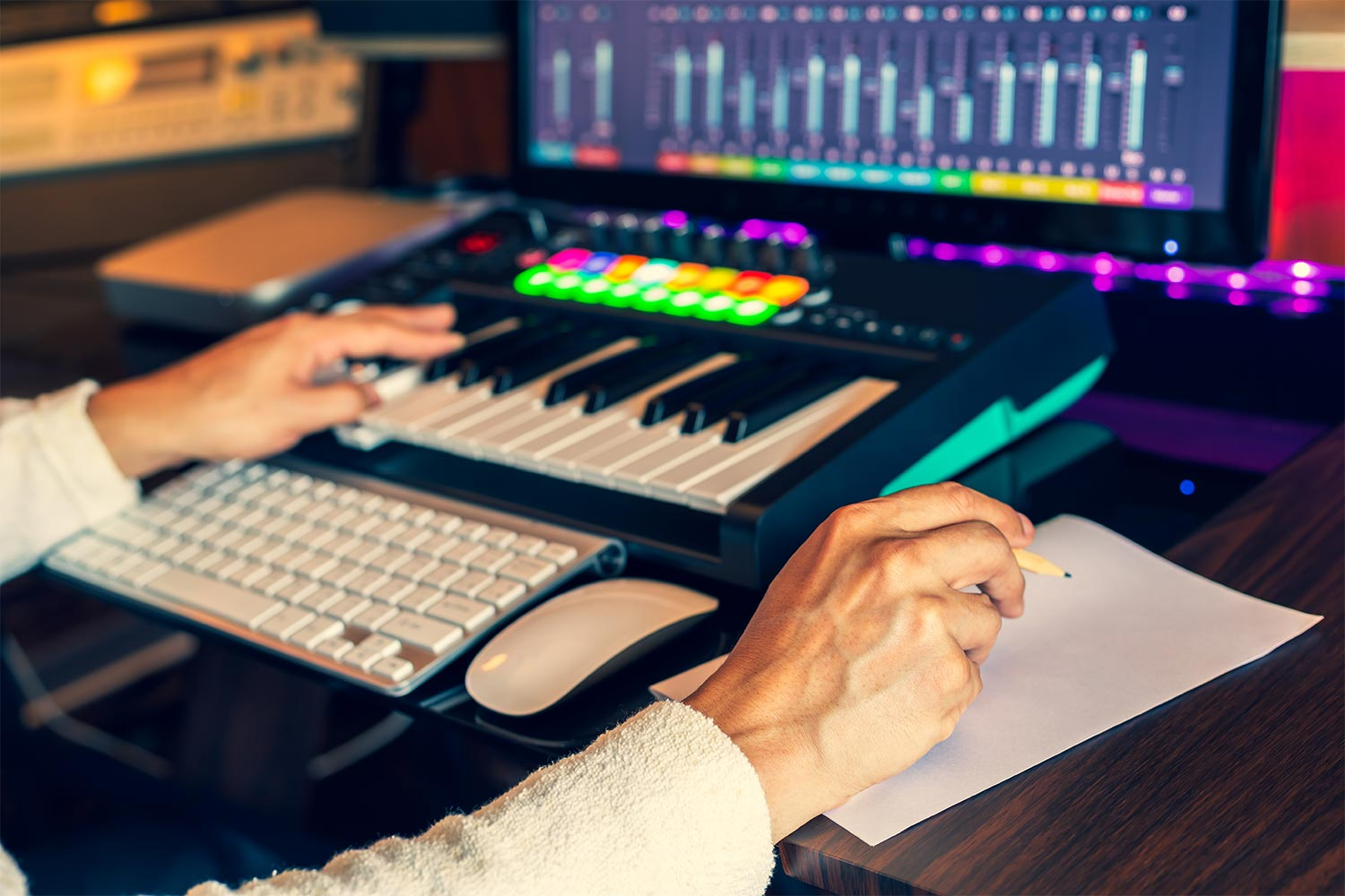 4 Tips For Building A Productive Songwriting Practice