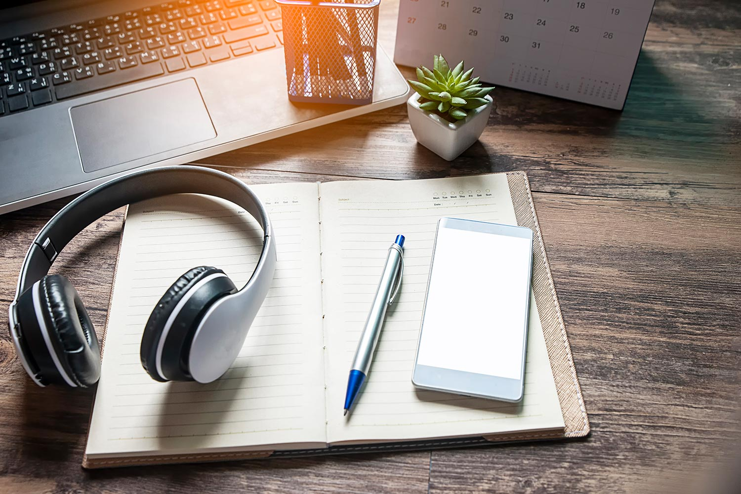 How Being Organized Can Lead To A Successful Career In Music