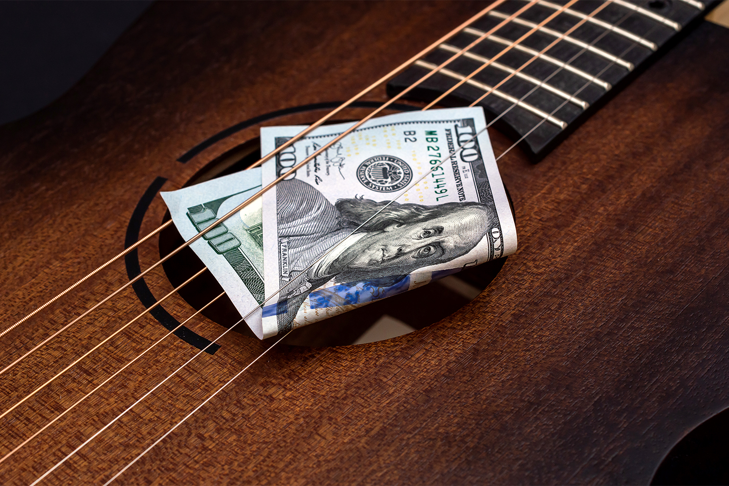5 Ways To Make Money While Building Your Music Career