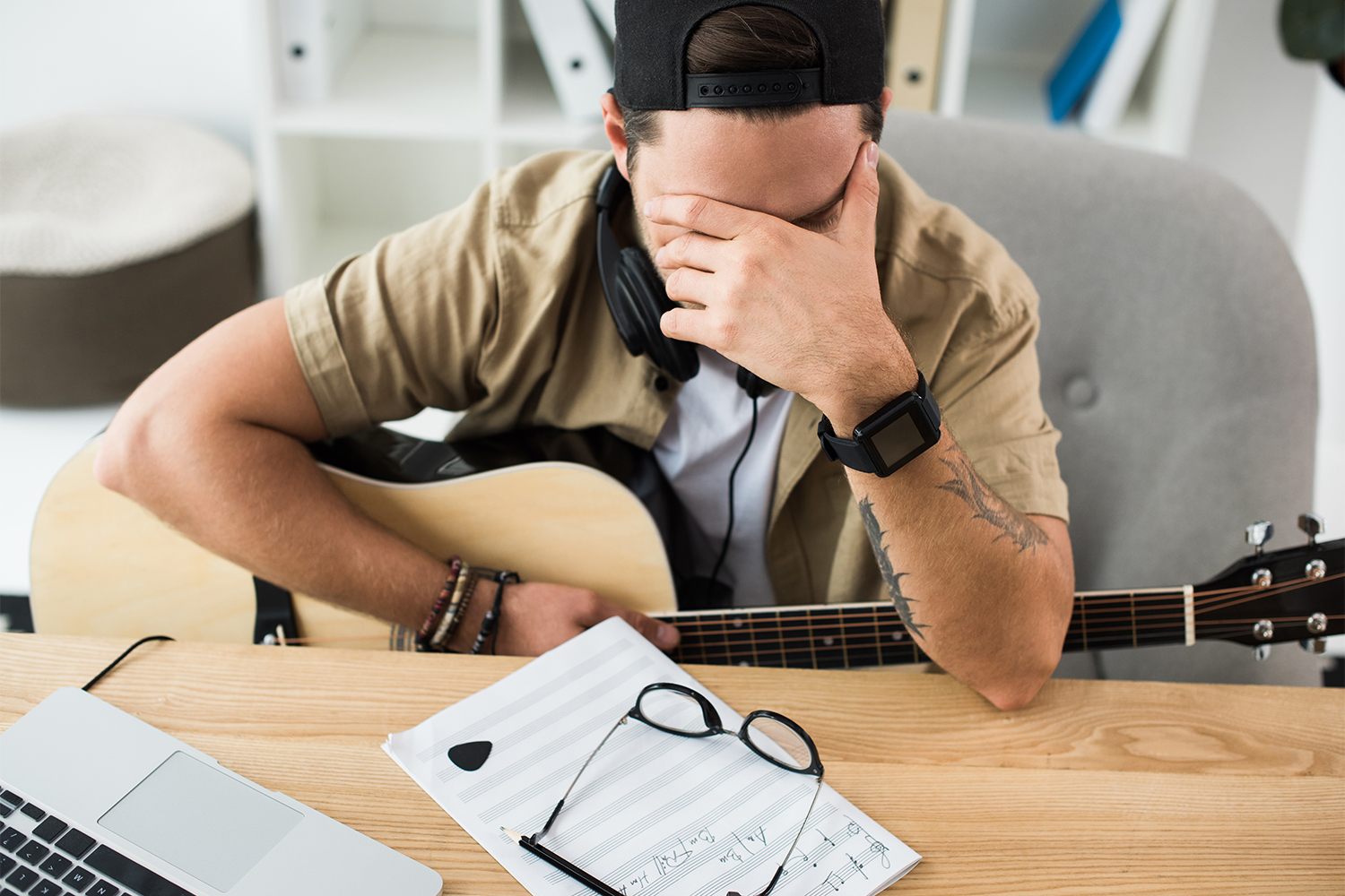 How To Know When To Stop Working On A Song