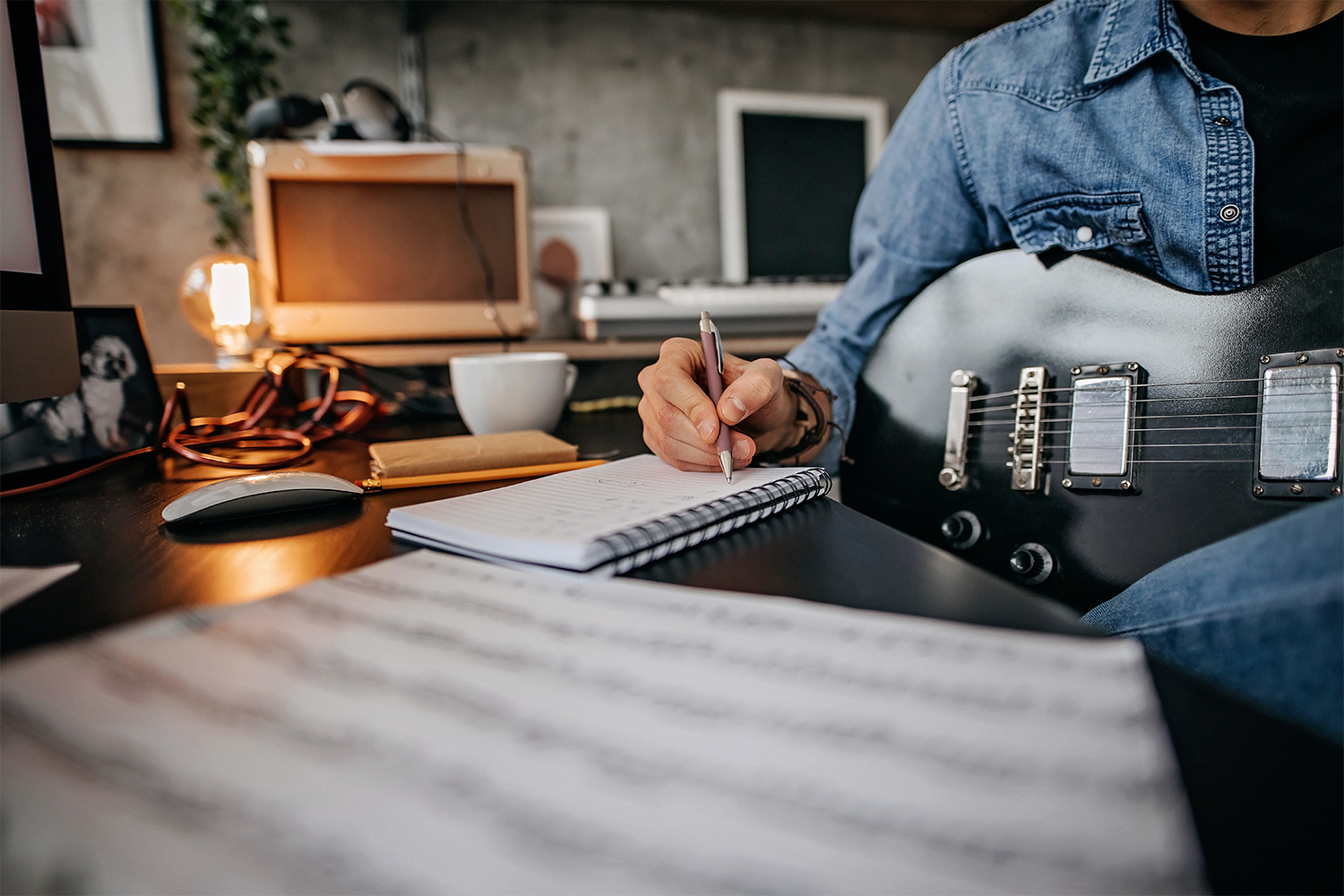 Why You Should Write Music When You Don't Feel Like It