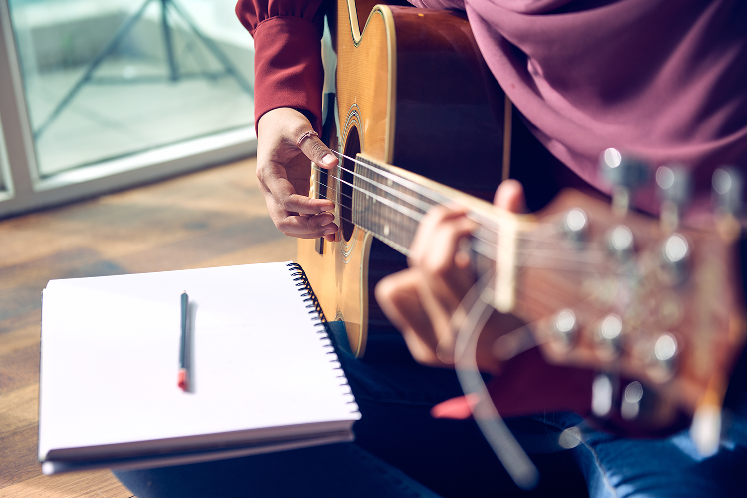 4 Tips For Writing Your Best Music