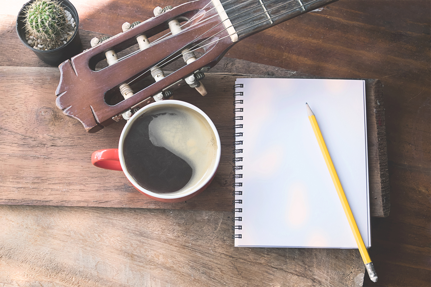 5 Items To Have In The Room When You Write New Music