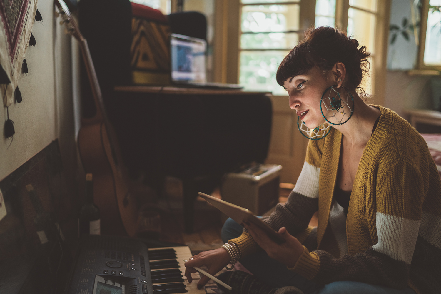 Why It's Important To Record And Label Spontaneous Music Ideas