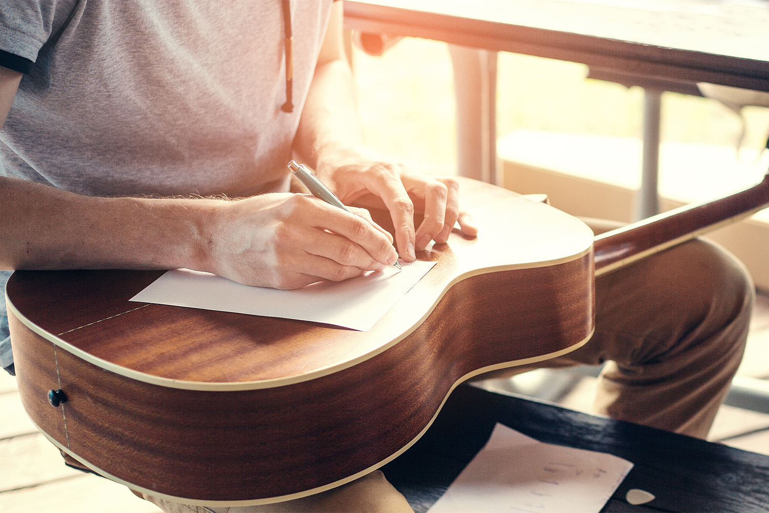 What To Do Every Week To Become A Better Songwriter
