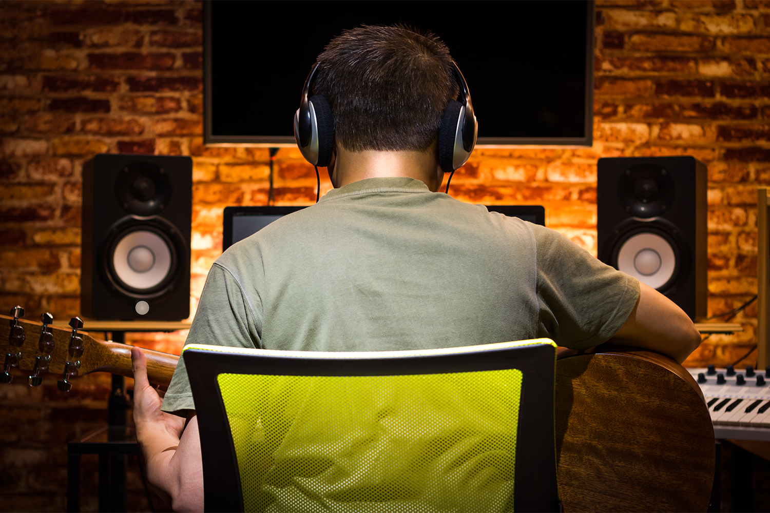 How And Why You Should Think Of Songwriting As Your Job